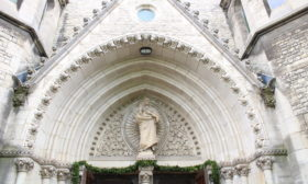 Eingang St. Johannis Braunschweig